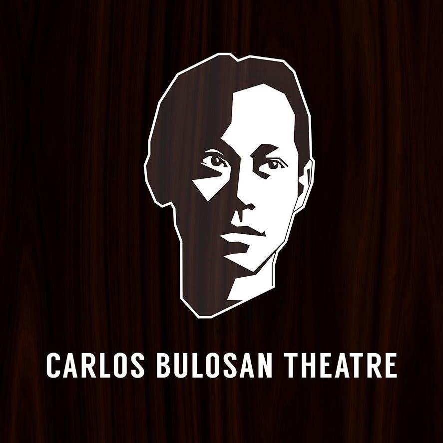 Carlos Bulosan Theatre Logo